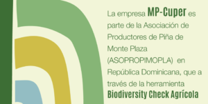 Biodiversity Check Agricola: MP-Cuper