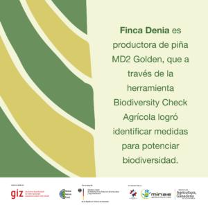 Biodiversity Check Agricola: Finca Denia