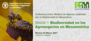 Biodiversität im Agrarbereich in Mesoamerika März 2021