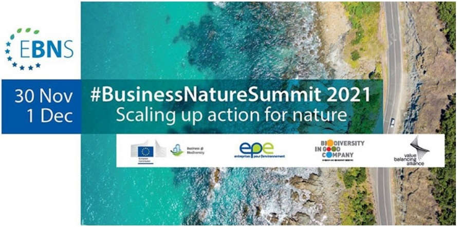 European Business and Nature Summit 2021
